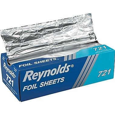 Reynolds Wrap® Pop-up Interfolded Aluminum Foil Sheet, 12