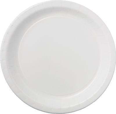 """""Hoffmaster Dinnerware Plate, 18 3/8"""""""" x 9 5/8"""""""" x 9 1/10"""""""""""""" 1387178"