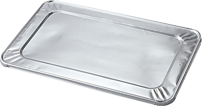 Durable™ Aluminum Steam Table Pan Lid, 12