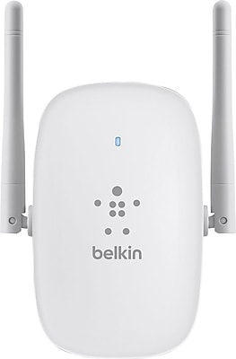 Belkin N300 Dual Band Wireless Range Extender