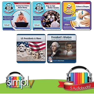 Non-Vocabulary Test Preparation Audiobooks Collection [Download]