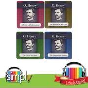 O'Henry Best 4 Short Stories Audiobooks Collection-Download