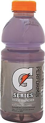 Gatorade® Sports Drink, 20 oz, Riptide Rush Flavor, 24/pacl