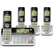 VTech CS6859-4 4-Handset Cordless Phone with Answering System/Caller ID/Call Waiting