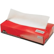 "Bagcraft Papercon® 011010 Interfolded Dry Wax Deli Paper, White, 10""(W) x 10 3/4""(L)"