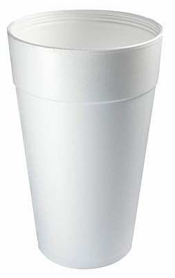 Dart Conex Foam Cup, 44 Oz., Hot/Cold,