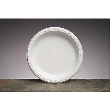 Genpak® 70900 Dinnerware Plate, Plastic, 500/Case