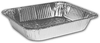 Durable™ Aluminum Steam Table Shallow Pan, 2-3/5