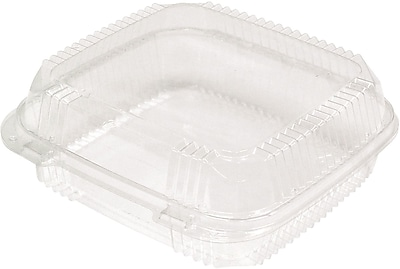 Pactiv Corporation® YCI81120 Smartlock Food Container, Clear