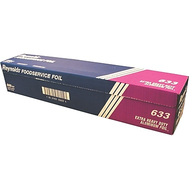Reynolds Wrap® 632 Extra Heavy Duty Aluminum Foil, 18