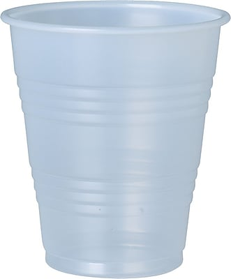 SOLO Galaxy Y7RH Cold Cup, Translucent, 7 oz., 2000/Case 150343