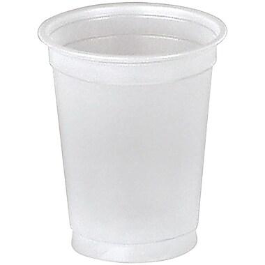 SOLO® CDE5 Plastic Sampling Cup, 5 oz. Translucent, 2500/Carton