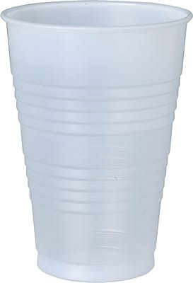 SOLO Galaxy Y16RL Cold Cup, Translucent, 16 oz., 1000/Case 150341