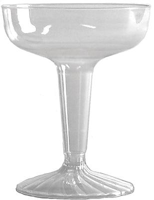 WNA® Comet® SW4 Champagne Glass, Clear, 4 oz., 500/Case
