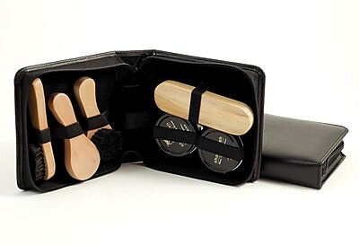 Bey-Berk BB503 Shoe Shine Kit