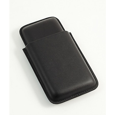 Bey-Berk Leather 3 Cigar Case