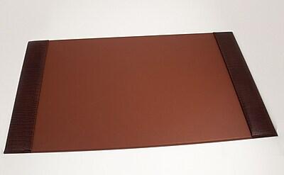 Bey-Berk Croco Debossed Leather Desk Pad, 20