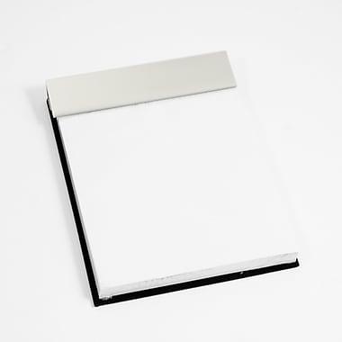 Bey-Berk Silver Plated Memo Pad, 6