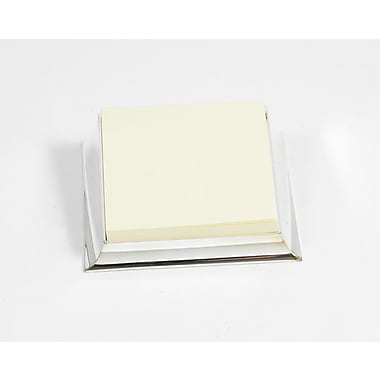 Bey-Berk Stick-on Paper Holder, 7 1/2