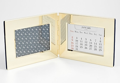 Bey-Berk D589 Perpetual Calendar With 3 1/2