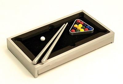 Bey-Berk Aluminum Desktop Pool Table
