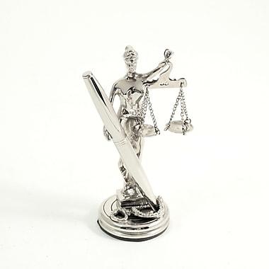 Bey-Berk Lady Justice Pen Holder