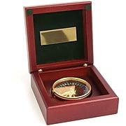 Bey-Berk SQ545T Wood Box Compass