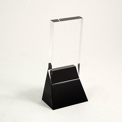 Bey-Berk Crystal Trophy, 8 1/4