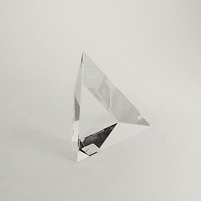 Bey-Berk Crystal Triangle Trophy, 5 3/4