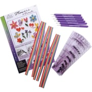 Quilled Creations Quilling Kit Class Pack-Flowers & Friends