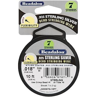 Beadalon Stringing Wire 7-Strand .018