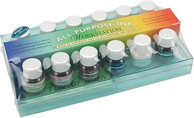 Tsukineko All-Purpose Ink Workstations, Rustics