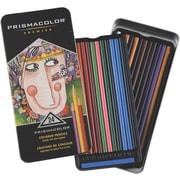 Prismacolor Premier Colored Pencil Set, 24/Pack (3597T)