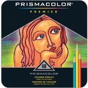 Sanford Prismacolor Premier Colored Pencil Set, 48/Tin