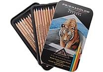 Prismacolor Watercolor Pencil Set, 24/Pack (4065HT)