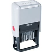 Offistamp® Self-Inking Number Stamp, 6-digit