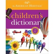 "Houghton Mifflin Harcourt American Heritage Children's Dictionary 2013, Hardcover, 896 Pages, 1 2/3""H x 8 2/5""W x 10 1/3""L"