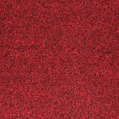 Apache Mills Olefin® Carpet Mat, 2' x 3' - Red