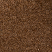 Apache Mills Olefin® Carpet Mat, 3' x 10' - Brown