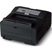 Oki B4600n Laser All-in-One Printer, Black (OKI62446604)