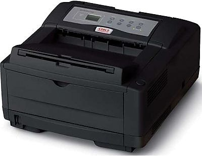 Oki B4600n Laser All-in-One Printer Black (OKI62446604)