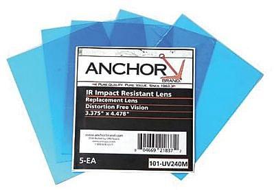 Dynaflux 101-UV2740J Welding Replacement Lens