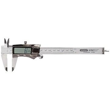 "General Tools® 1478 Digital Fractional Caliper, 0 - 6"""