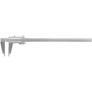 Mitutoyo 160-116 Vernier Caliper W/Fine Adjustment, 0 - 18