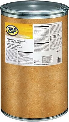 Amrep® Zep® 019-R02934 Heavy-Duty Powdered Concrete Cleaner, Orange, 40 lbs.