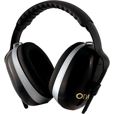 Jackson Safety® Onyx® 20771 Headband Earmuff, 23 db