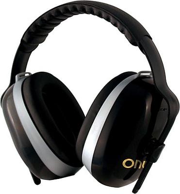 Jackson Safety® Onyx® 20772 Headband Earmuff, 26 db