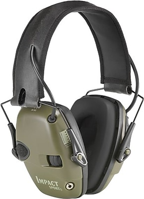 Howard Leight by Honeywell® Impact® 1526 Electronic Earmuff, 22 db