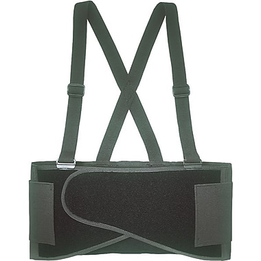 CLC® 201-5000 Elastic Back Support Belt, Large