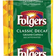 Folgers® Classic Roast® Decaf Coffee 1.5oz Fraction Pack, 42/Case